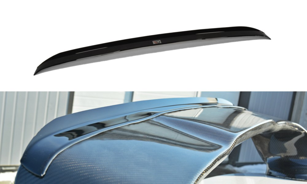Lotka Lip Spoiler - Mitsubishi Lancer Evo X - GRUBYGARAGE - Sklep Tuningowy